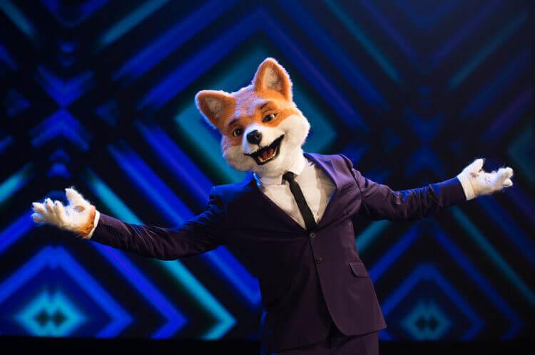 Play Bingo with Foxy