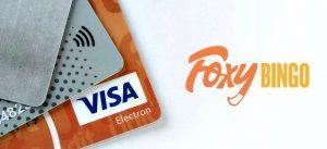 Foxy Bingo payment options