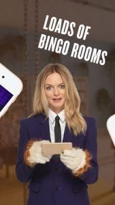 Foxy Bingo mobile application