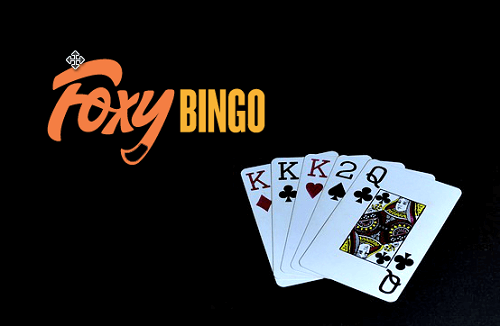 Foxy Bingo Promo Code 2018:  Up to £290 in Welcome Rewards