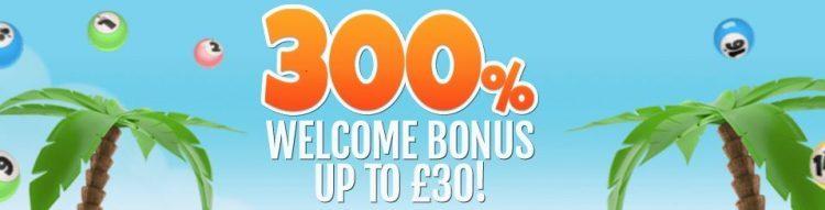 Claim the welcome bonus at Costa Bingo today