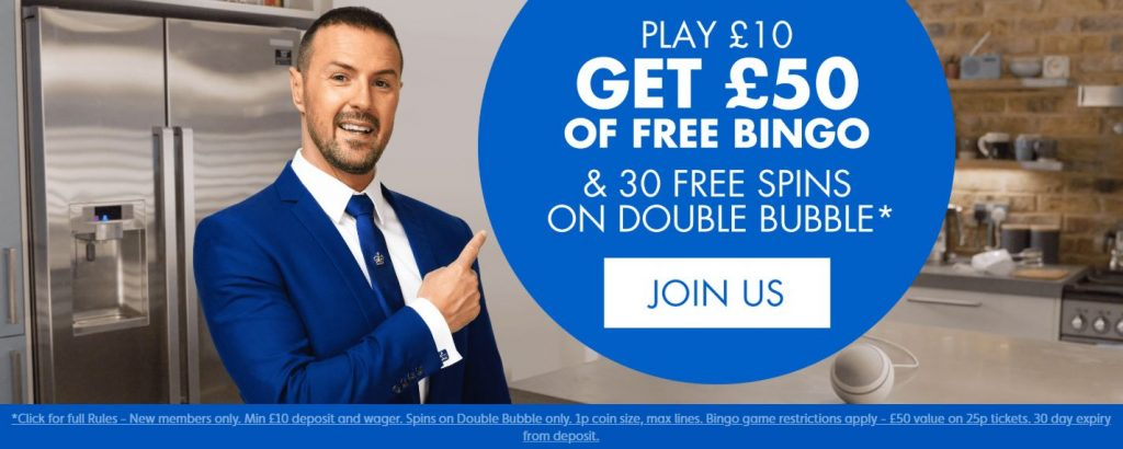 Best online bingo offers for UK Bingo Fans