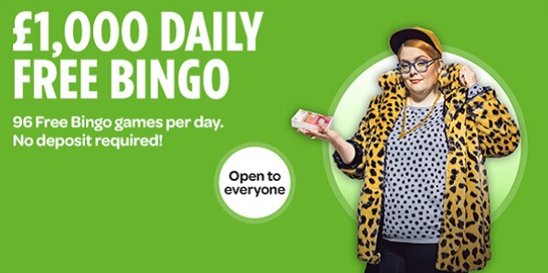 Sun Bingo Daily Free