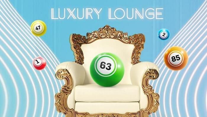 Betfair Bingo Luxury Lounge Offer