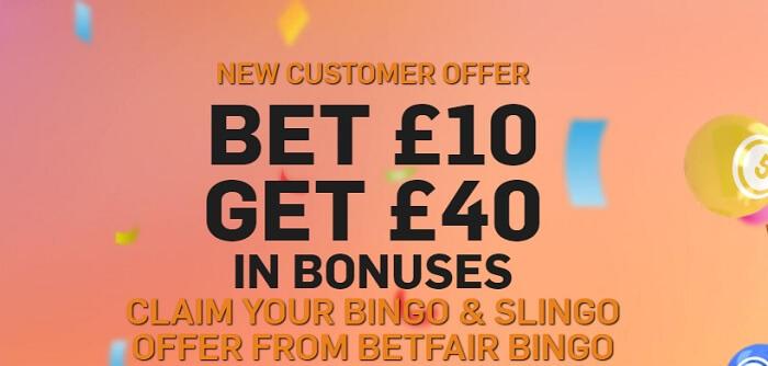 Betfair Bingo Bonus Codes