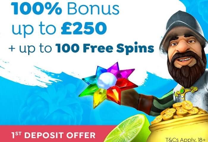 Spin and Win Bonus