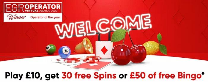 Virgin Games Bingo Offer